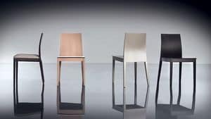 Picture of ART. 229 SHANGHAY, simple solid chairs