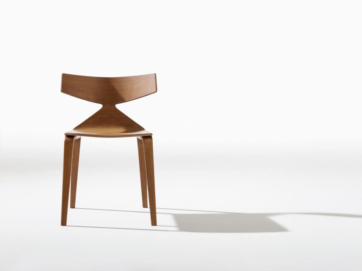 Saya Design Wooden Chair