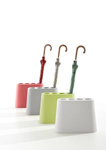 Aki, Umbrella stand in printed polyethylene