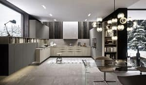 Picture of ONE_K01_LINEAR, modular-kitchens