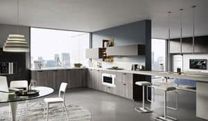 Picture of ONE_K03_HANDLE, modular-kitchen