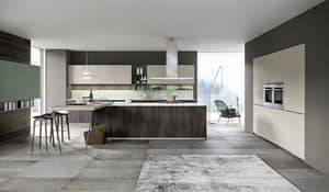 Picture of ONE_K03_LINEAR, modular-kitchens