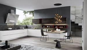 Picture of ONE_K04_LINEAR, linear-kitchen