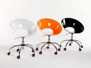 Picture of Diva/GR, chair on castors