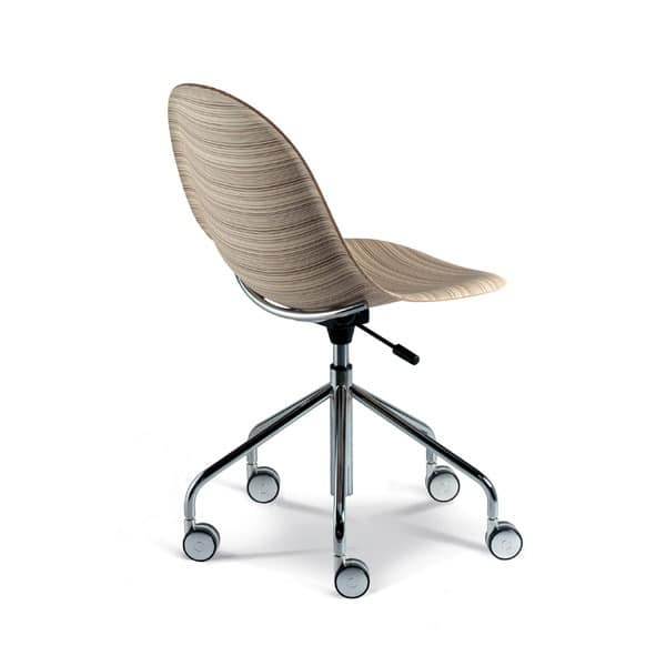 High Design Chair Swivel For Office With Wheels Idfdesign