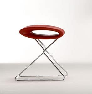 Picture of Ipanema h46, space-saving barstool