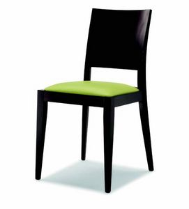 100 Masha, Chair with padded seat