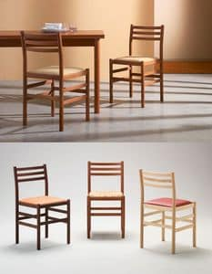 Picture of CIAO 401, simple dining chair