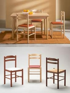 Picture of SIENA 403, simple dining chairs