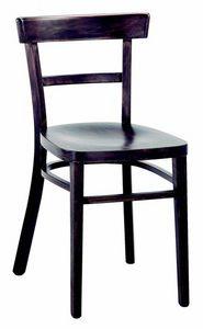 3042 A4, Wooden restaurant chair