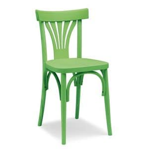 Picture of Milano ventaglio, simple chair
