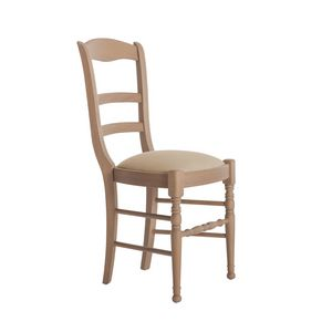 RP43Q, Wooden chair for bars