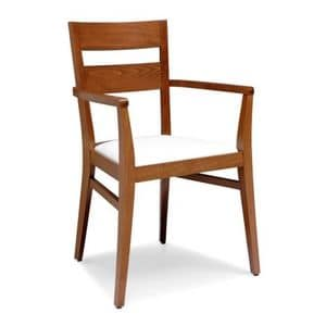 Picture of SILLA 472 A, chair with padded seat