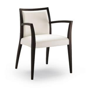Picture of AKIRA armchair 8627A, modern chairs with arms