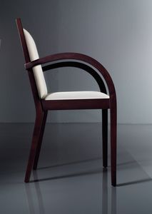 Picture of ART. 192 LUNA, padded chairs with arms