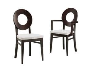 Picture of DEA 47 U P, modern chairs with arms