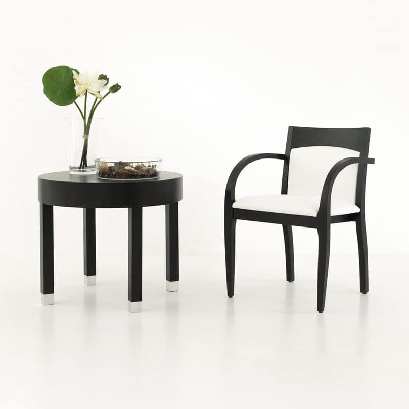 JADE STACKING chair 8053A, Linear chairs with arms Bar