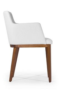 Kate ARMS, Modern armchair for professional use
