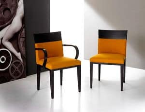 Picture of LEIN armchair 8241A, essential chairs with arms