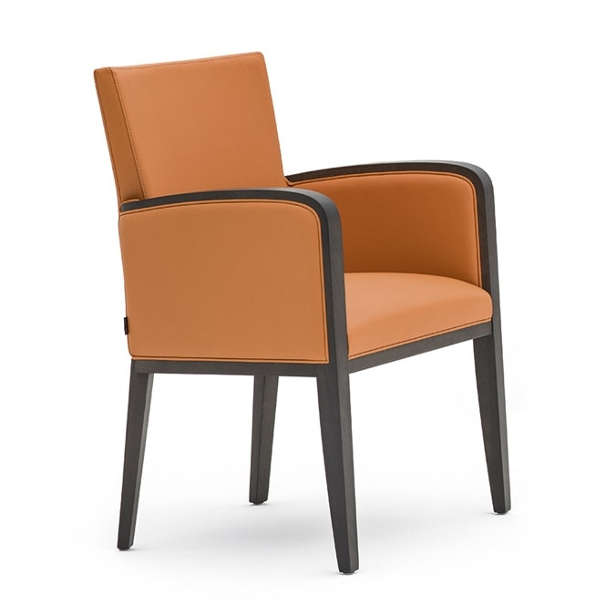 Small Armchair Ideal For Hotel And Restaurants IDFdesign