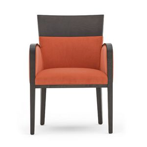 Logica 00932, Small armchair for hotel and restaurant