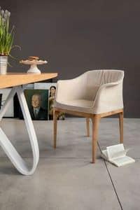 MIVIDA armchair, Essential armchair, in polyurethane, for bars