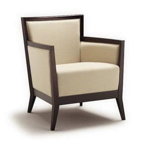 Picture of SHINE armchair 8640A, modern chair