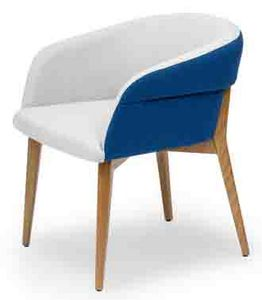 Susi ARMS, Wraparound upholstered chair