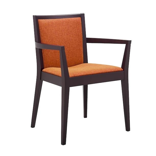 TOUCH armchair 8639A, Essential chair with arms Restaurants