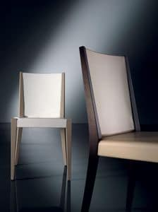 Picture of ART. 223 KRISTY, chair with padded seat