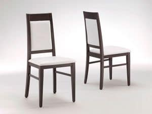 Picture of CAPUA, chairs with padded seat