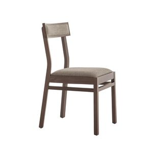 MP439D, Wooden chair for contract use