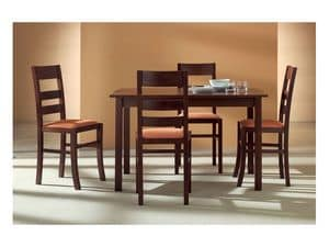 Picture of LORY 415, solid dining chairs