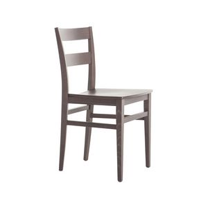 MP47B, Chair in beech wood