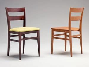 Picture of SE 047, solid dining chair