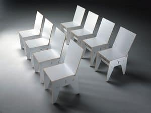 Picture of Skandi, linear dining chairs