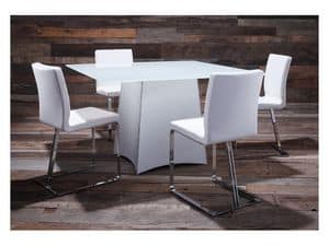 Picture of Piramide 130x130, dining table