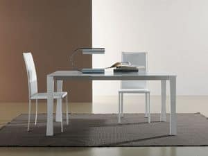 Picture of S52 ambrogio, tables with top in glass