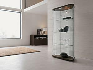 Picture of LISA, modern display cabinet