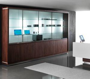 Revolution - display cabinet for gifts shops, Display cabinet for shops
