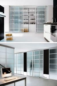 Picture of ARES sliding doors, doors