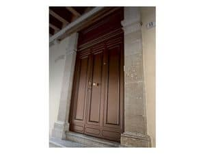 Picture of Elite 1001, doors for masonry wall