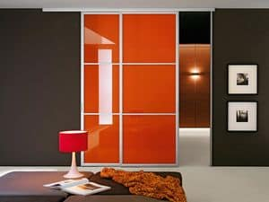 Picture of NOMOS sliding doors, door