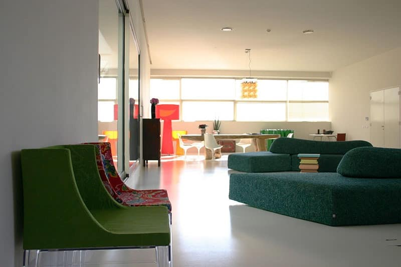 Autoleveling epoxy resin floors for the home, Self-leveling resin flooring, for hospitals