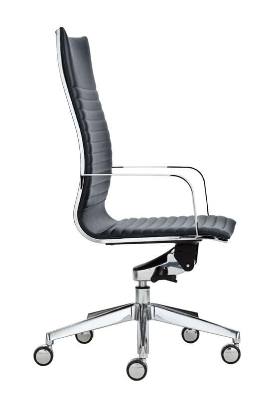 Swivel office chairs Linear Kruna