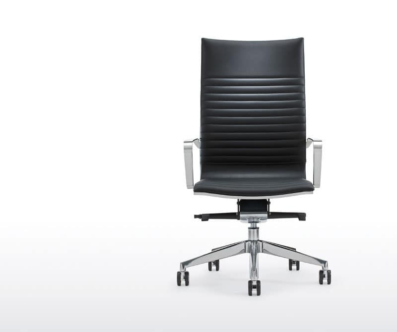 Executive chair with wheels chromed steel IDFdesign : linear kruna managerial office <strong>Classic</strong> Office Chair from www.idfdesign.com size 800 x 670 jpeg 13kB