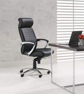 Picture of Plus, office chairs with adjustabke armrests