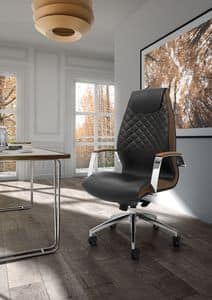 Picture of Wave high executive 1500, chair with armrests