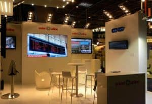 Picture of Stand setup 01, suitable for exhibitions