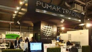 Picture of Stand setup 02, exhibition stand